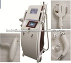 4 IN 1 Elight (IPL+RF) Hair Removal + Bipolar RF+ Laser Beauty Salon Equipment