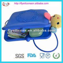 2012 New Fashion Silicone Ladies Handbag, Designer Silicone Handbag