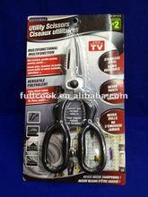 As Seen On TV! 4 in 1 Multi functional Utility Scissors