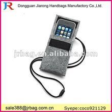 Felt Cell phone case /Moblie phone sleever