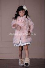 ON SALES ! 2012 new fashion fur winter girls jacket