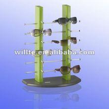 2012 hot sale acrylic sunglass display
