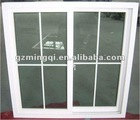 pvc american window grill design