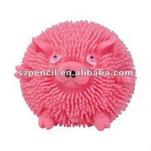 Wee Critter Puffs, Cute puffer ball