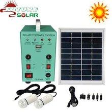 4W Ecnomic inverter solar for small house