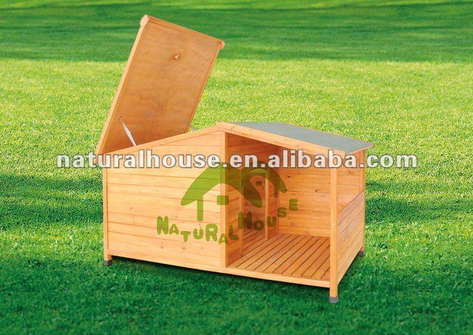 alta qualidade e barato de madeira canil