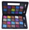 cosmetic eyeshadow display