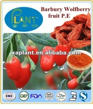 GMP Manufacturer High Quality &100% natural wolfberry plant extract;20%-60% polysaccharides