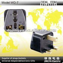 WD-7 hot popular business promotion uk a plug socket