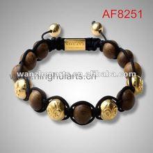 wholesale european popular bracelet faith love hope bracelet in cheep price