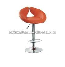 2012 New design comfortable Modern unique colorful PU bar stools XH-213