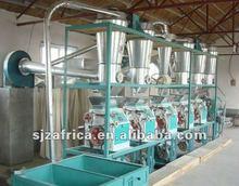 flour mills wheat flour manufacturer standard flour miling machines