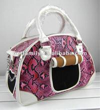 cute dog carrier bag dog training treat bag pattern dog carrier PT033-2
