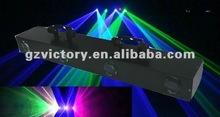 Cheap!!!4 heads led laser disco light