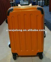 aluminum trolley luggage case