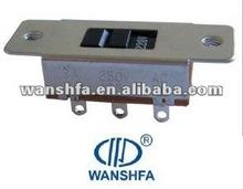 'SS-12E04 mini slide switch