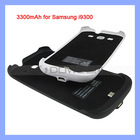 External Backup Battery Charger Case for Samsung Galaxy S3 i9300