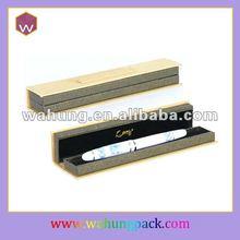 Handmade paper pen holder,box pen(WH-P2087)