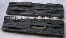 Natural Black Cultured Stone