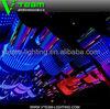 led soft curtain screen stage/club/fashion show