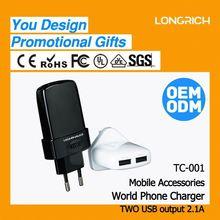 2012 Top Sale Germany Converter Plug Adapter for Ipad Mini (TC001)