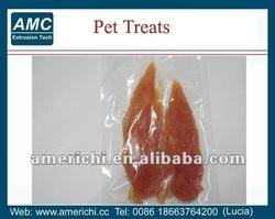 Delicious pet chews