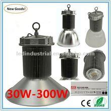 high low bay light fixture CE RoHS 300W LED High Bay Light Fixtures(NG-G651-G300W)