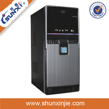 2012 hot selling colour stell atx computer case