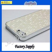 Wholesale football grain design case for iphone 5 custom back cover case