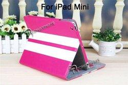 360 rotating case for ipad mini,new design case,custom case Factory