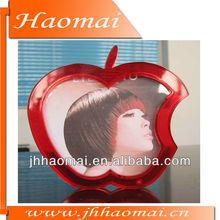 Custom Provided,2012 Hottest Elegant Wall Mounted Acrylic Photo Frames HM-P01