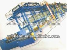 Bitumen membrane production line /Annual output:10 million square meters