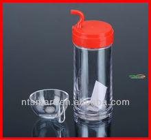 Acrylic Oil Bottle