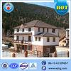 prefabricated light steel villa house mobile villa