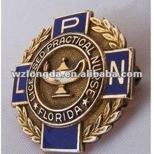 customized metal emblem