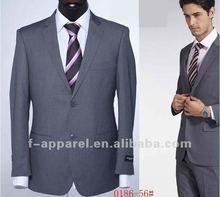 2012 newest design business men suit