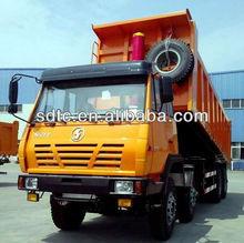 cheap but reliable shaanxi STEYR tipper/dump truck 40 ton