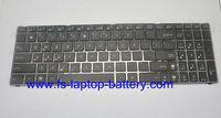 Original Laptop Keyboard For Asus K50 K51 K52 K60 K61 K70 K50AB, K50IJ, K50AD, K50C US version Notebook Keyboard
