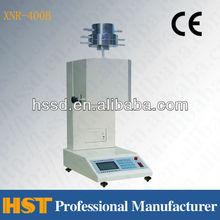 XNR-400B Plastic Melt Flow Index Tester / Melting Point Tester+plastic testing machine