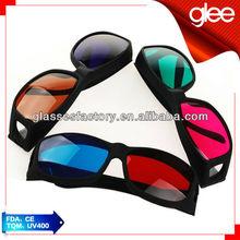 2014 new style cinema 3d glasses, 3d video glasses, wholesale 3d glasses