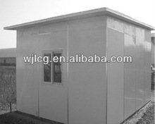 prefabricated container house on water for sale