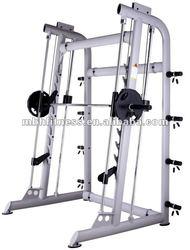 Commercial Strength Machine Multi Gym Equipment/Smith Machine