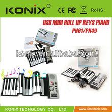 Portable 61 Keys Digital Piano