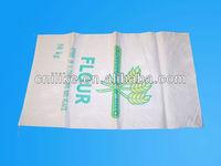 plastic pp woven bags woven flour sacks for sale