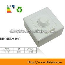 Panel led light pwm 0-10v led dimmer