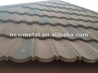 colorful stone coated metal roofing /roofing tile
