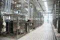 yogur completo de maquinaria de procesamiento