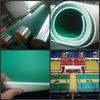 green leechee pvc badminton court flooring