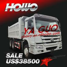 Howo 6 x 4 dumper truck