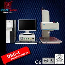 DBG-1 Dot Peening Engraving Machine for Lot Numbering